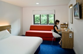 Travelodge Interior